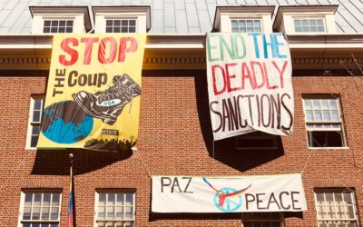 ALL OUT: Defend the Venezuelan Embassy in DC! U.S. Hands off Venezuela!